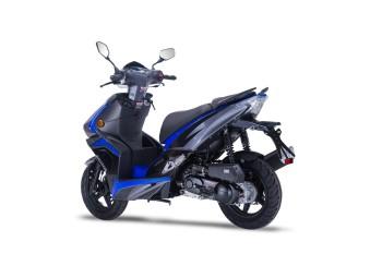DARKNESS 50 EVO2 - schwarz/blau 45kmh