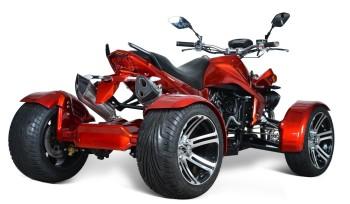 SPY GT 250 EFI  - ROT