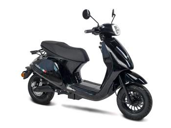 e-Bella Rino schwarz 45kmh