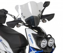 Windschild Cross 50 & 125