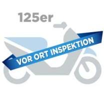 Inspektion Motorroller 125er