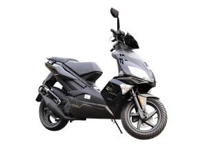 BENERO GT50 BLACK-EDITION SONDERMODELL MOTORROLLER 2-TAKT
